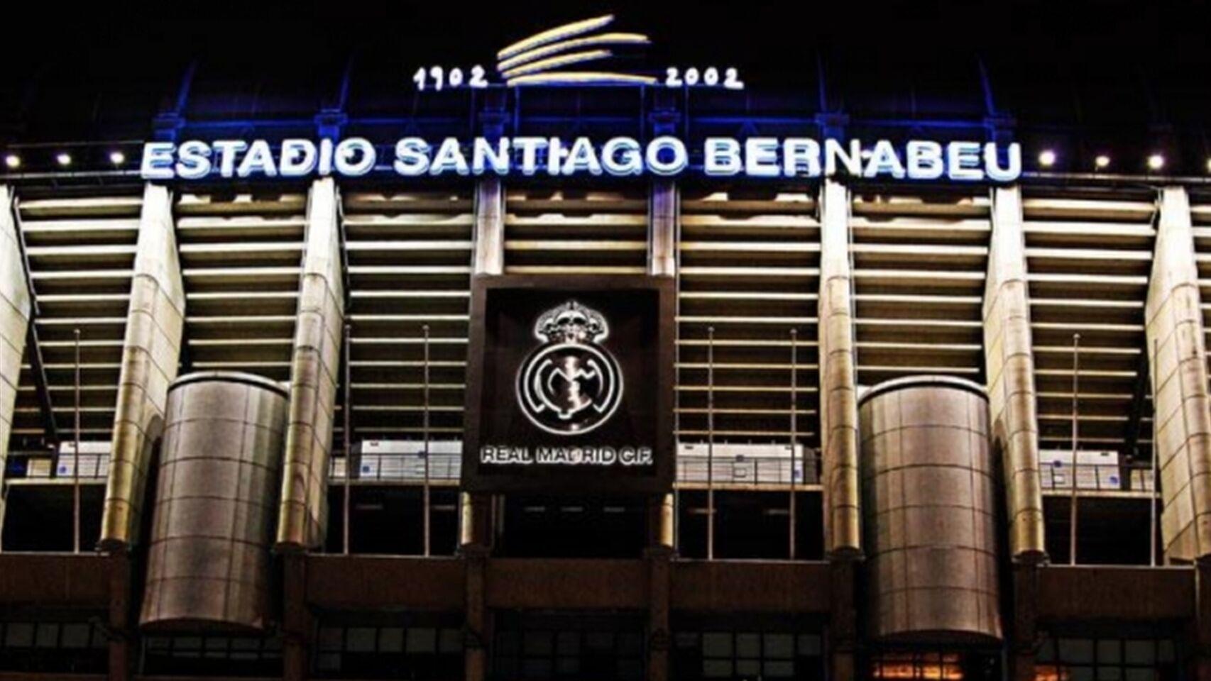 Estadio Santiago Bernabéu Se Utilizará Como Almacén De Material Sanitario Crc 891